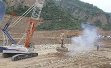 强夯置换法在山区地基处理中的应用