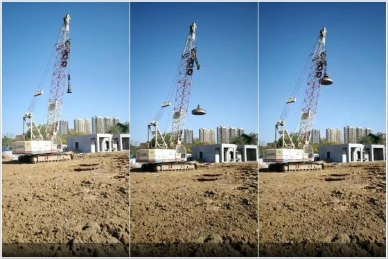 彬豫强夯施工为甲方提供优质专业的服务,为路基夯实基础!